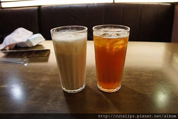 歐風奶茶&阿薩姆紅茶