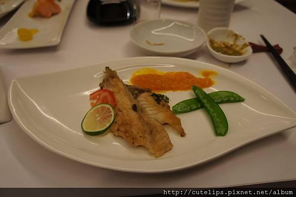 松鯛魚干邑燒