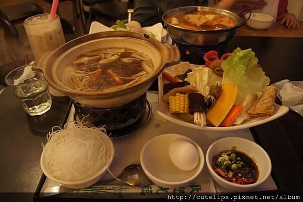 日式壽喜鍋-牛肉
