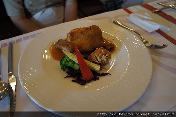 松阪豬排&蝦汁鱈魚