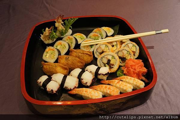 一品綜合壽司