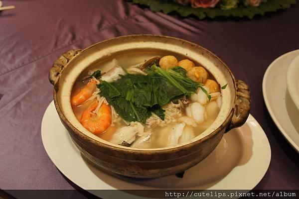 北海道海鮮鍋