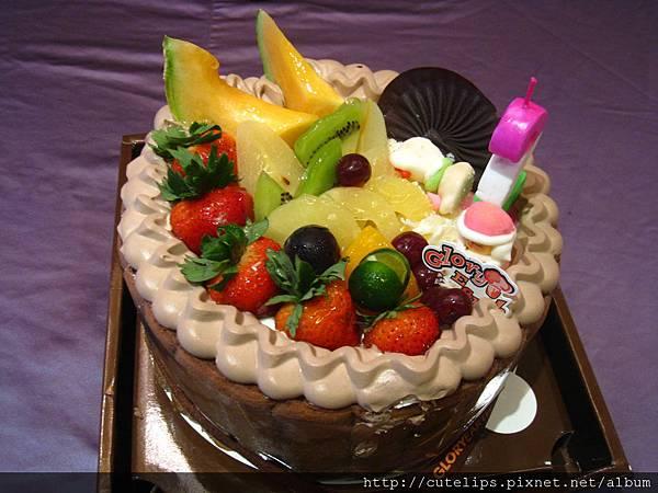 童話(地球咖啡蛋糕)