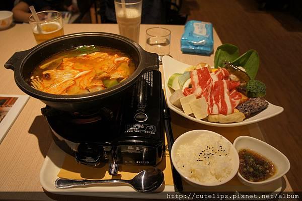泰式風味牛肉鍋