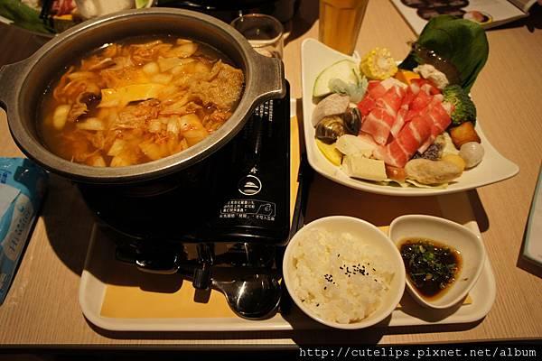 泡菜豬肉鍋