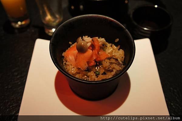 日式蕈菇炊飯