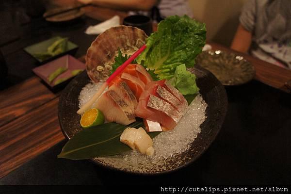 上等生魚片2011/8/15