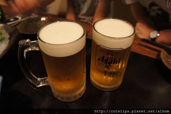 Asahi生啤酒2011/8/15