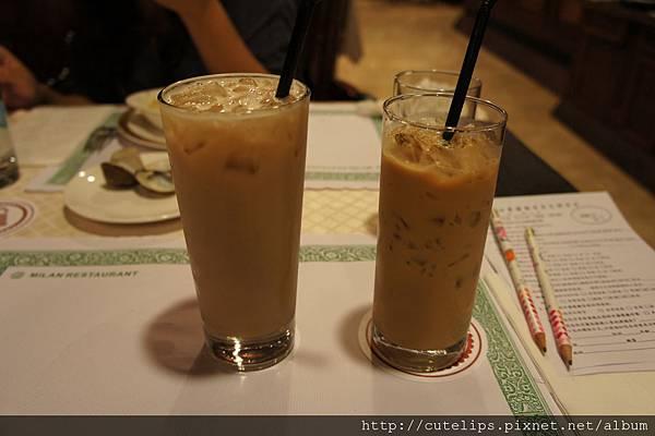 冰奶茶&特調冰咖啡