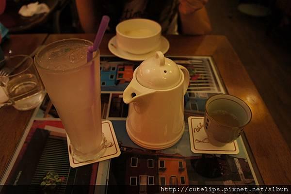 檸檬汁&玉露金萱