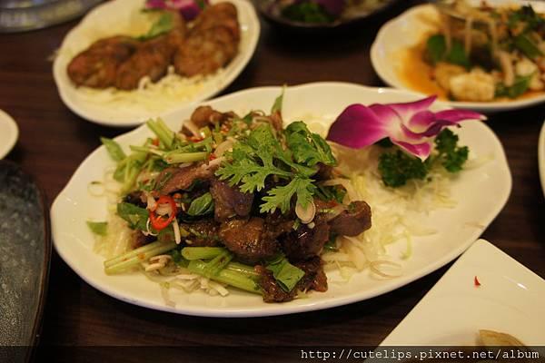 涼拌烤牛肉2011/9/12