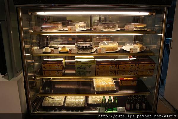 蛋糕、甜點櫃