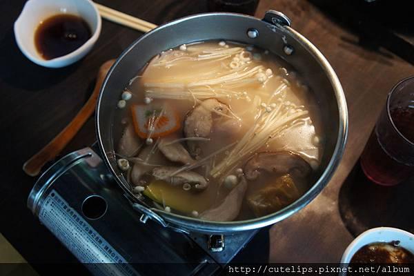 高鈣白湯鍋