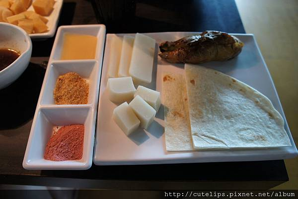 烤麻糬、地瓜&高纖捲皮