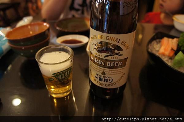 麒麟一番搾啤酒2011/9/25