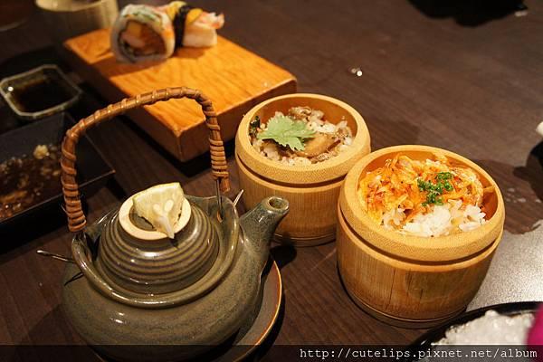 380元及580元定食-茶壺湯&