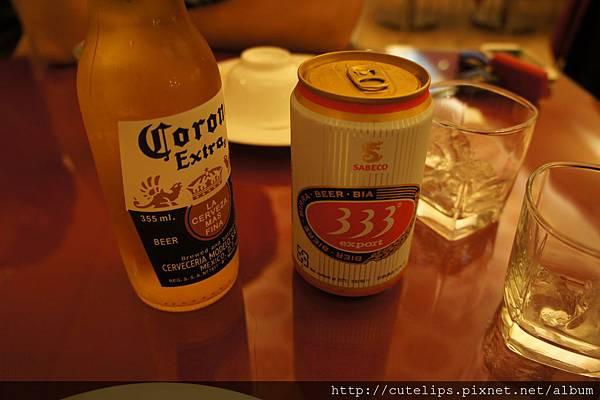 可樂娜啤酒&越南啤酒