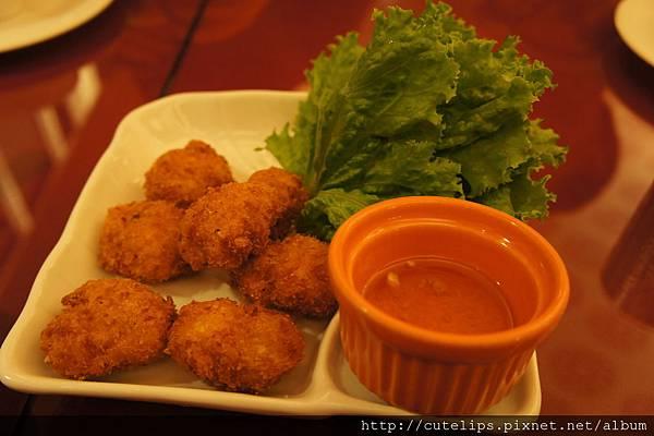 越式蝦肉餅