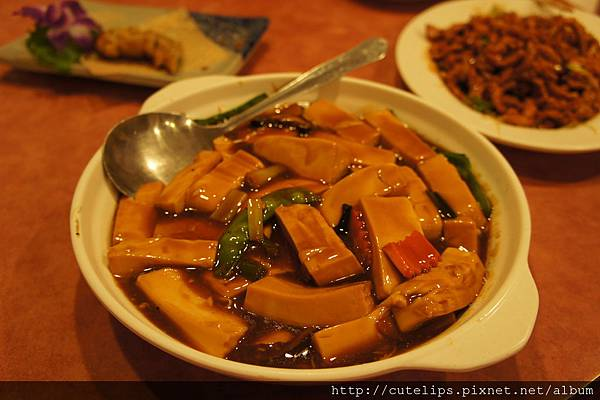 紅燒豆腐100/10/23