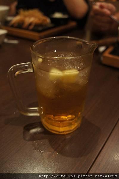 停車招待的蘋果冰醋2011/11/14