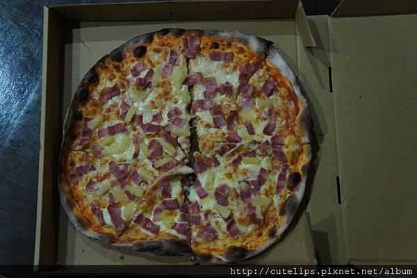 夏威夷披薩(10吋)