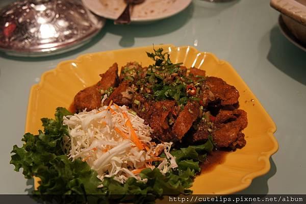 風味椒麻雞2011/12/4