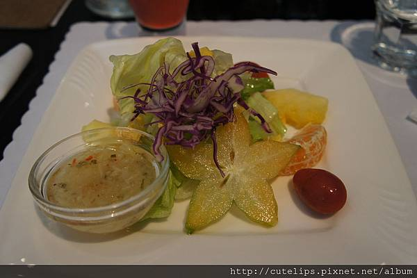 排餐-油醋沙拉
