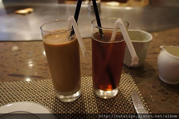 冰咖啡&冰紅茶
