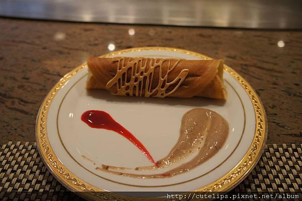 主廚手工甜點