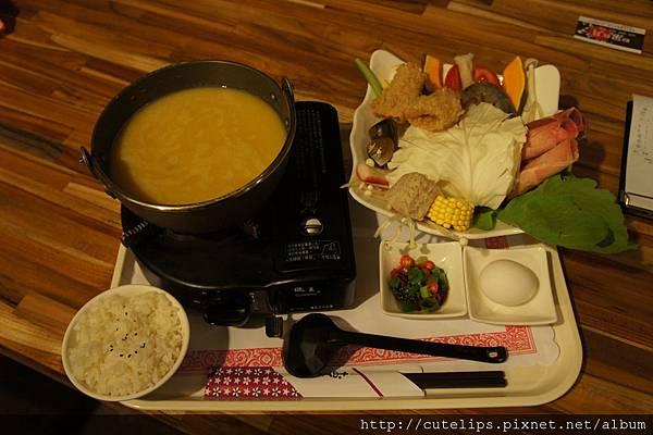 金黃南瓜鍋(豬肉)