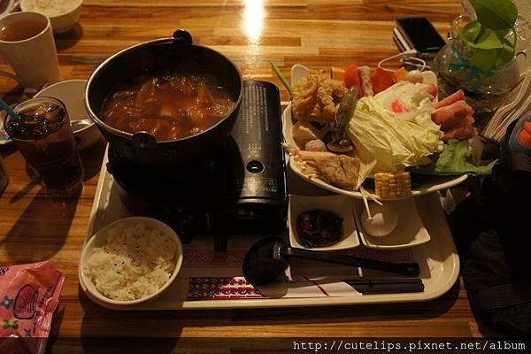 韓式泡菜鍋(豬肉)