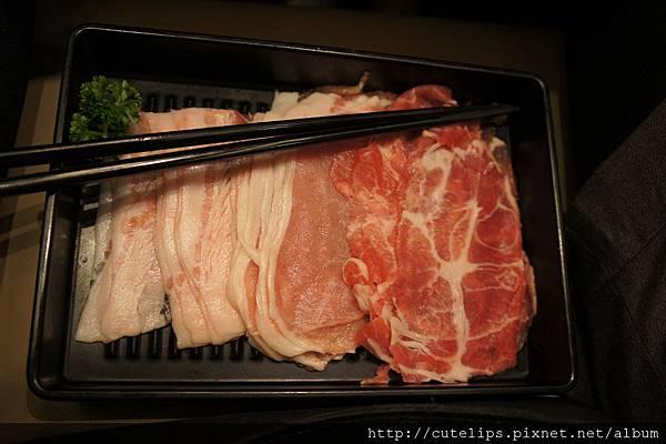 健康美肌鍋套餐(三元麥豬)