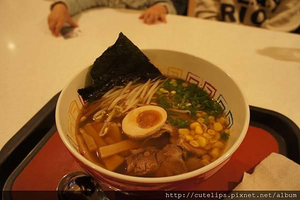 東京醬油拉麵