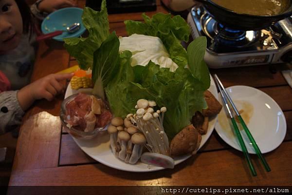雞肉咖哩鍋-火鍋食材
