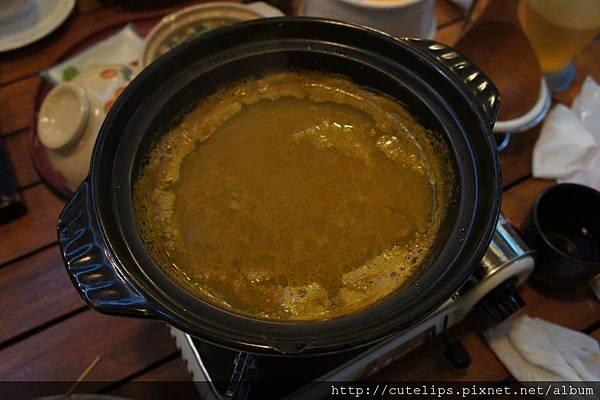 雞肉咖哩鍋