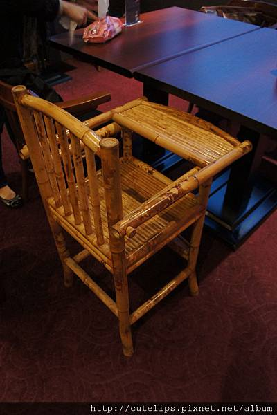 好復古的兒童椅
