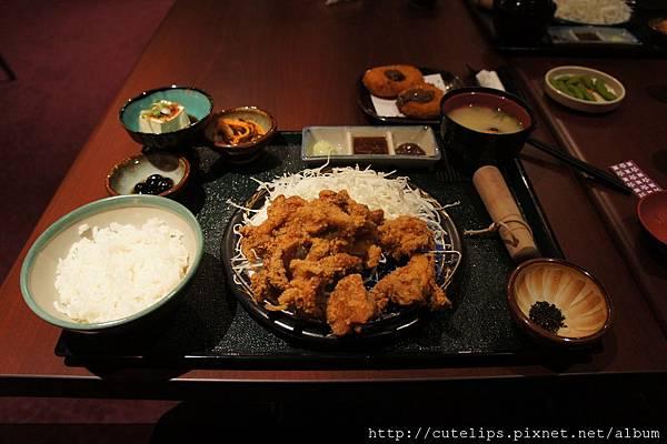小吉藏特製日式炸雞套餐