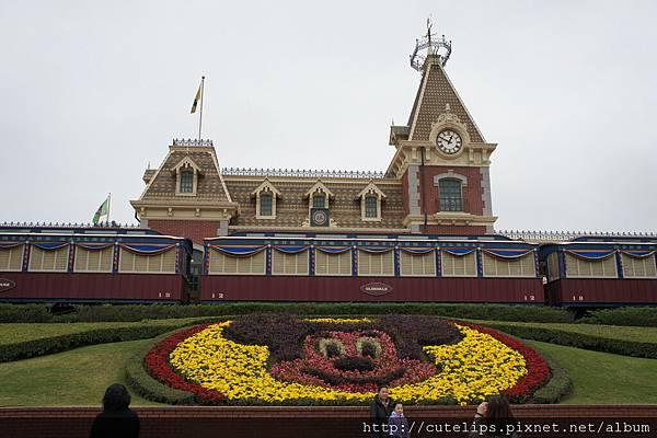 迪士尼樂園鐵路
