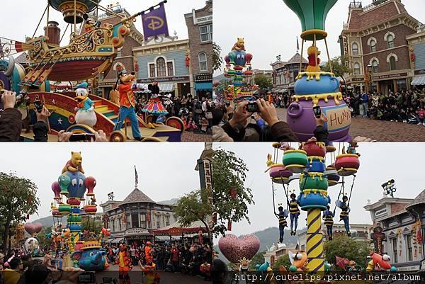 迪士尼飛天巡遊-2