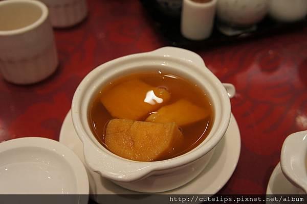 金黃番薯糖水