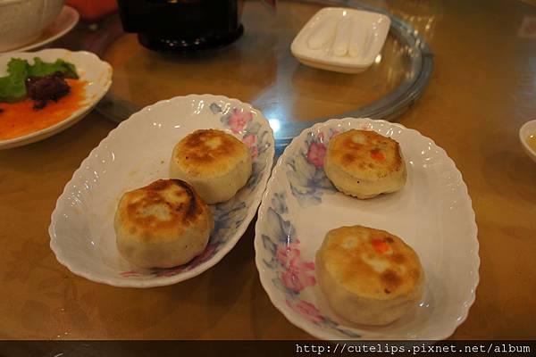 牛肉&豬肉餡餅2012/2/11