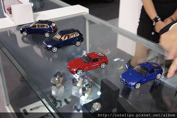 BMW 模型車