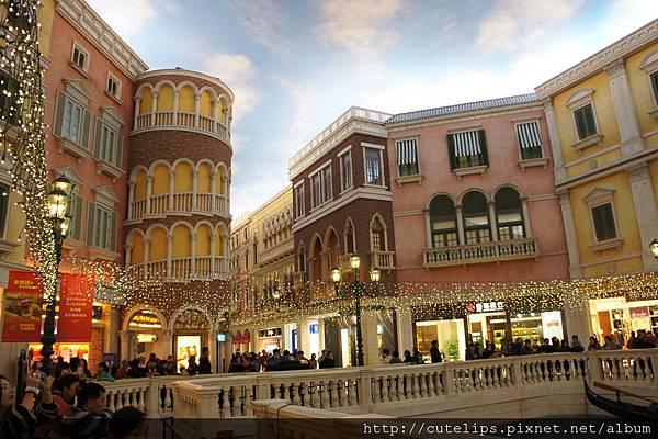 大運河購物中心
