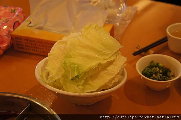 高麗菜2012/2/28
