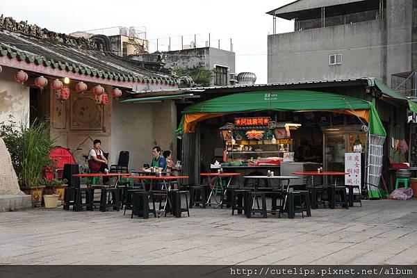 阿雄壽司攤位
