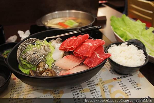 小海陸(海鮮+牛肉)