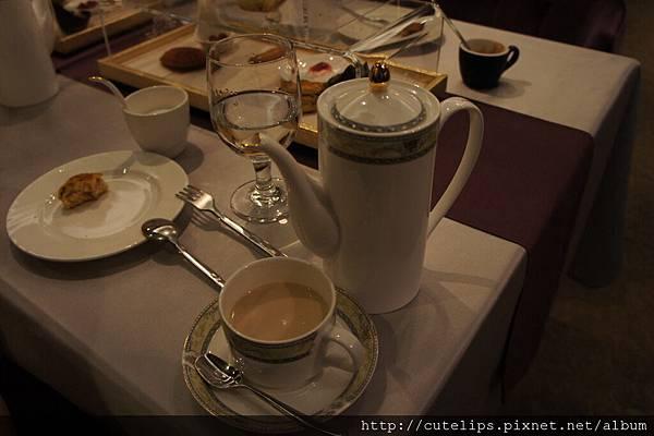 皇家奶茶2012/6/17