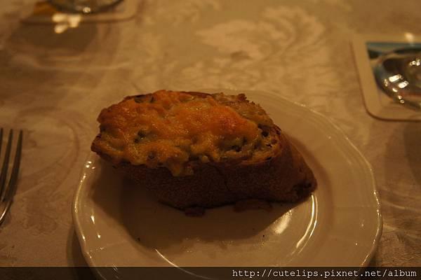法式焗烤麵包