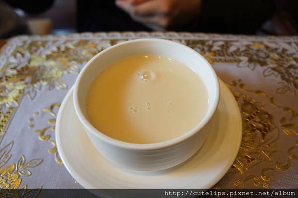 午茶套餐A-濃湯