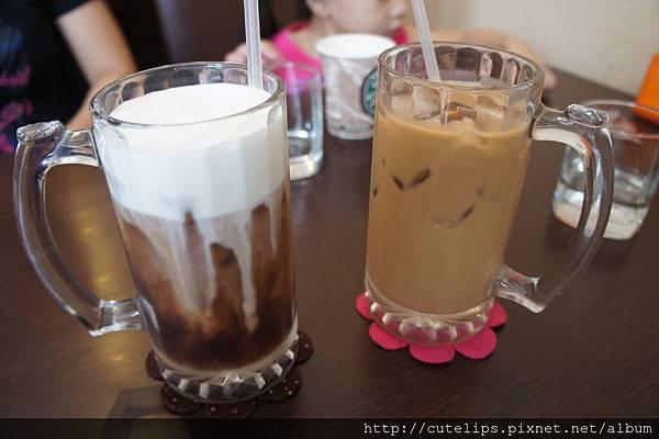 伯爵奶香紅&原味印度奶茶